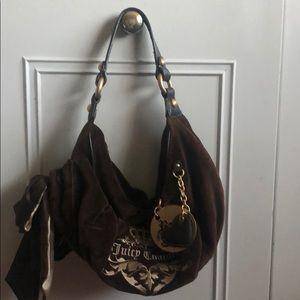Juice Couture mini bag velour